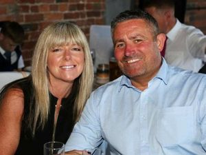 Clare and Dave Norris
