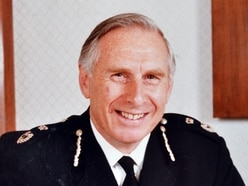 Tributes paid after dath of ex-chief constable who 'turned West Mercia Police around'