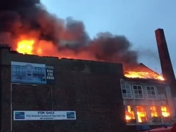 Second mill hit by major fire