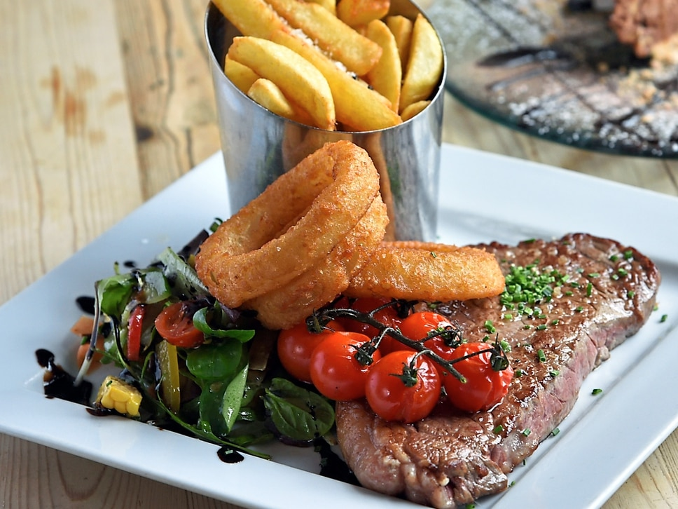 Food review: The Fox Inn, Much Wenlock