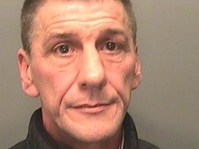 Paedophile on the run for five years found behind false wall