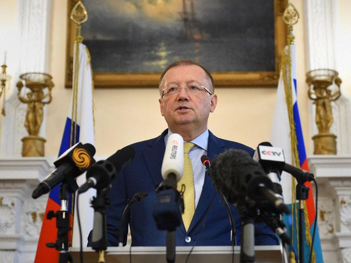 RussiaRussian ambassador Alexander Yakovenko
