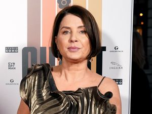 Sadie Frost at the screening of documentary film Quant