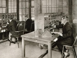 100th anniversary of commissioning of world's first air traffic control tower