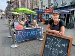 'Rishi Dishes' filling tills and bellies at Shrewsbury restaurants
