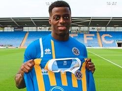 Lack of wins does not worry Town insists Shrewsbury new-boy Josh Emmanuel