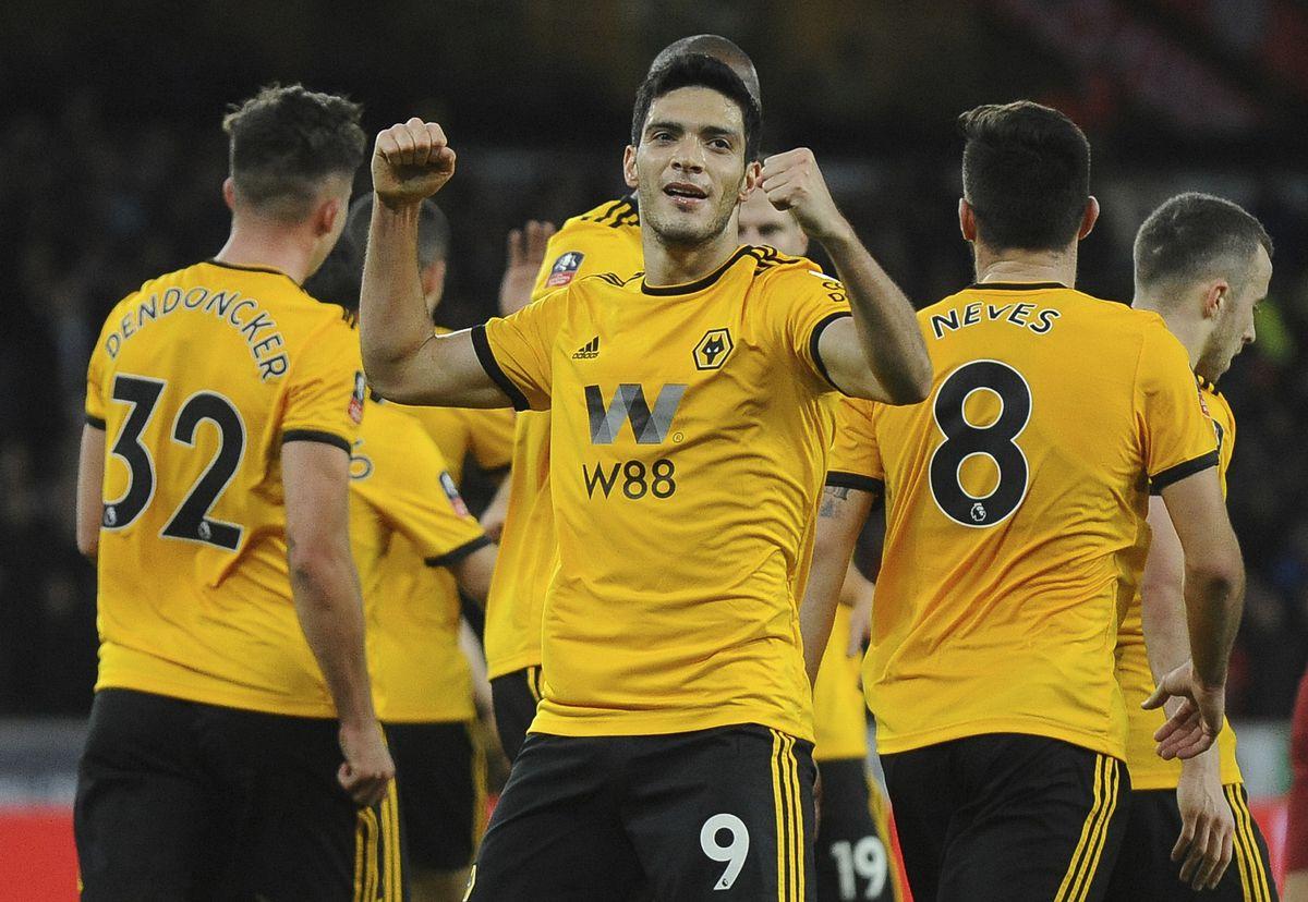 Six of Jimenez's seven goals have come at Molineux