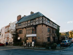 Castle Lodge in Ludlow
