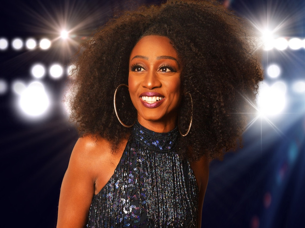 Beverley Knight hits out at Tory message