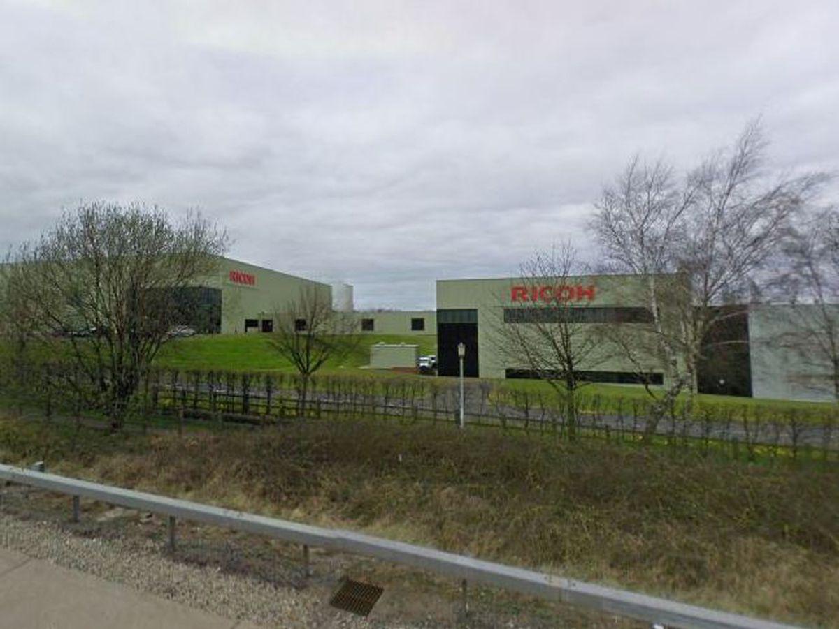 Ricoh in Telford