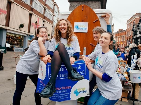 Shrewsbury charity smashes fundraising target