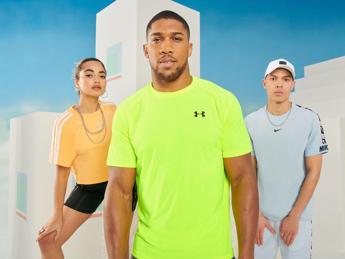 JD Sports clothing