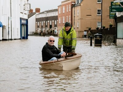 Traders moved to tears as £6,000 grant given to flood-hit firms in Shrewsbury