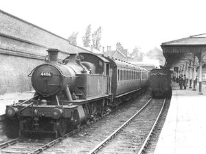 This photo has turned out to have been taken at Wellington in July 1950.