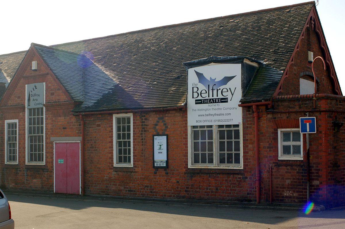 50 years old – The Belfrey Theatre, Wellington.