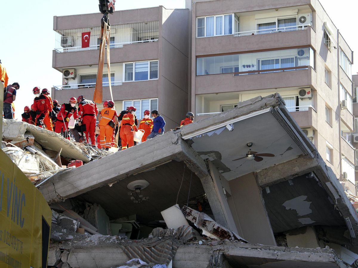 Turkey Earthquake
