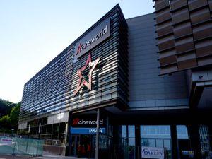 Cineworld in Telford opened in 2014