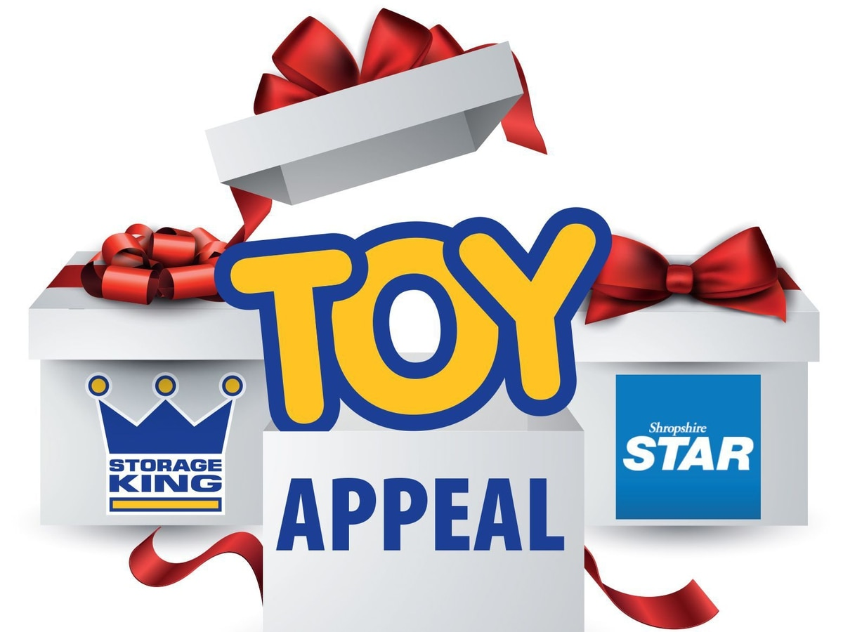 Shropshire Star Toy Appeal back for the fifth year - shropshirestar.com