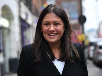 Lisa Nandy's campaign for Labour leadership receives double boost