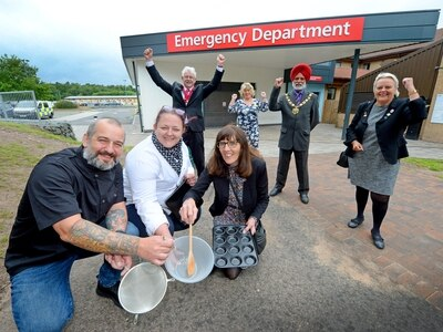 Happy birthday! Shropshire prepares to celebrate 72 years of the NHS
