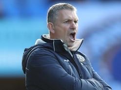 Boos no surprise to under-fire Shrewsbury boss John Askey