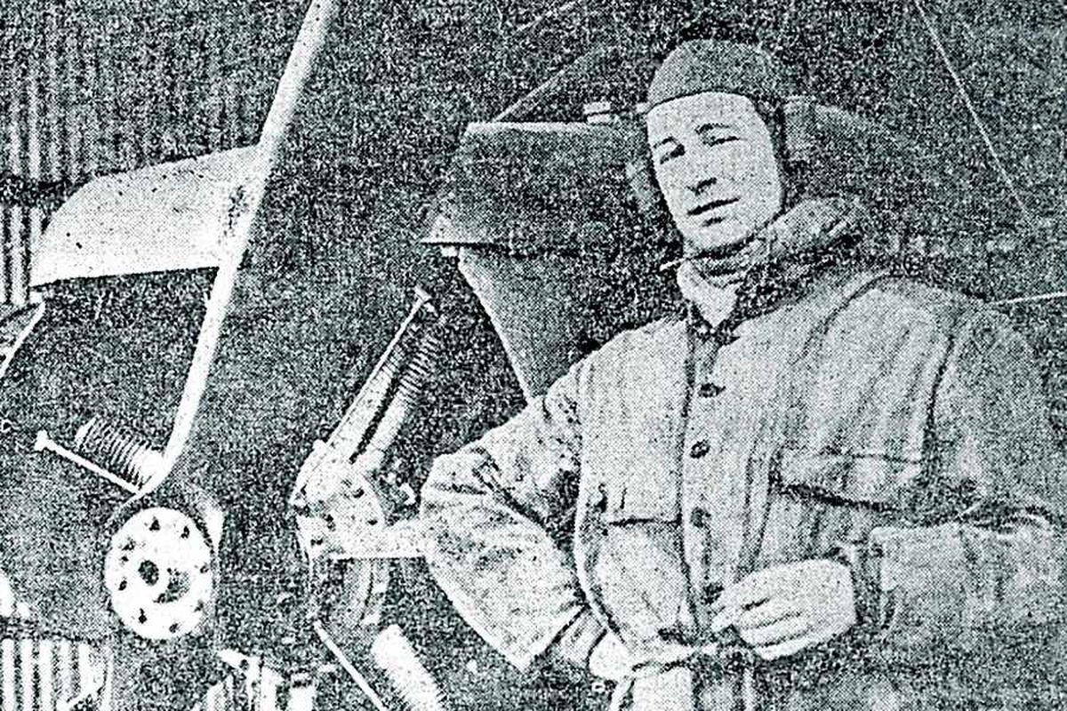 Service to remember tragic Shropshire pilot