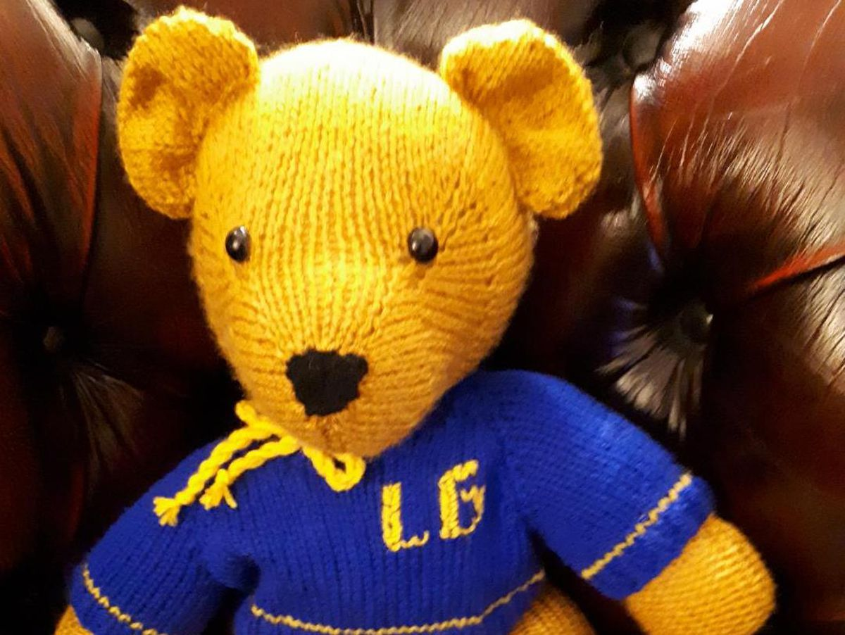 Taylor Wimpey North Midlands has been working with Ladygrove Primary School and Nursery in Telford to create teddy bears for pupils affected by coronavirus