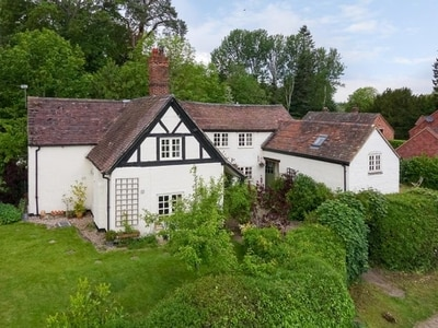 Raffle to win £500,000 Shropshire farmhouse to be drawn on Valentine's Day