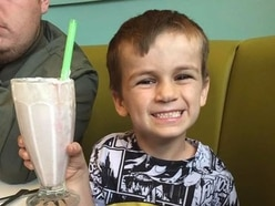 Shropshire town to glow in memory of little Jack