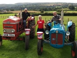 Stretton tractor run returns to the hills