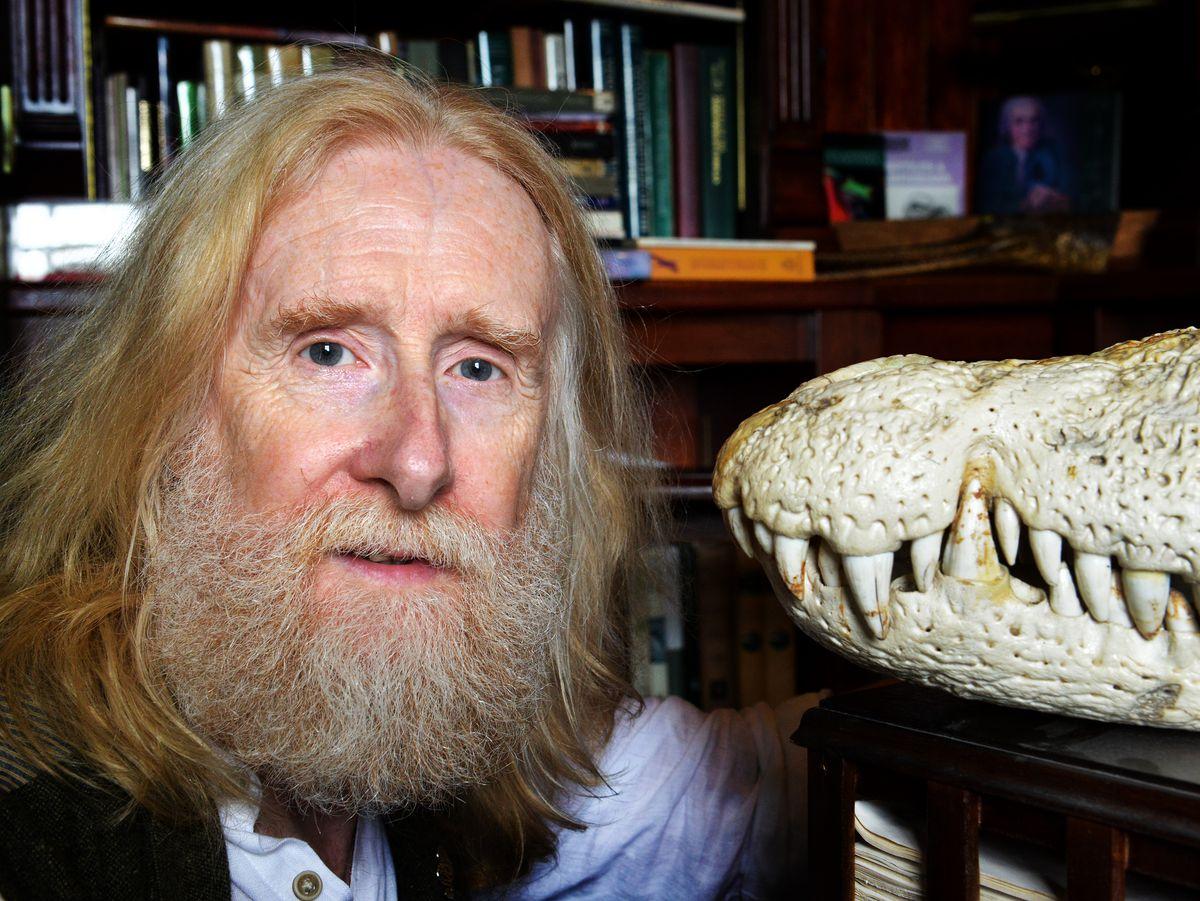 Professor Mark O'Shea