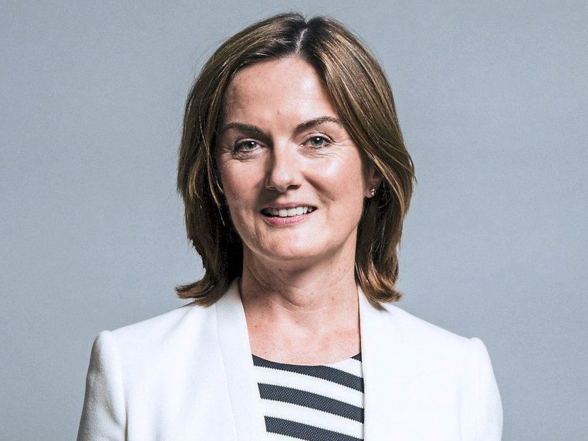 Telford MP Lucy Allan