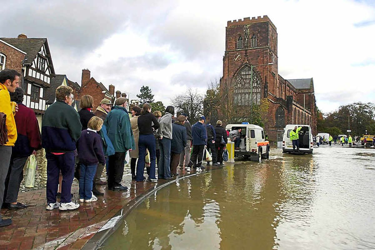 Why the Shropshire floods of 2000 were a real game changer