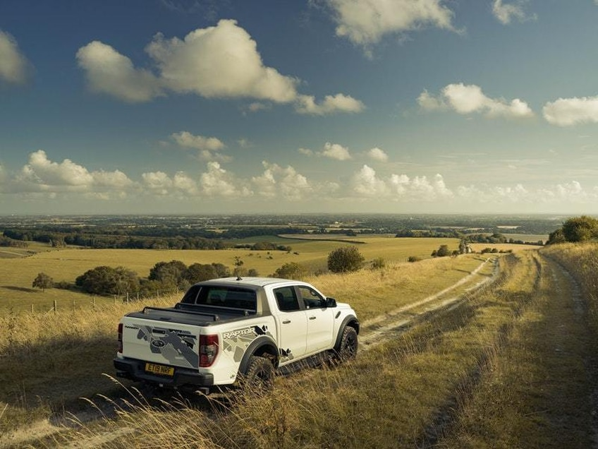 UK drive: The Ford Ranger Raptor is a pumped-up pick-up