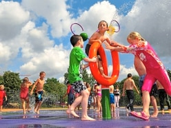 Telford Town Park in top 10 list of the best in the country