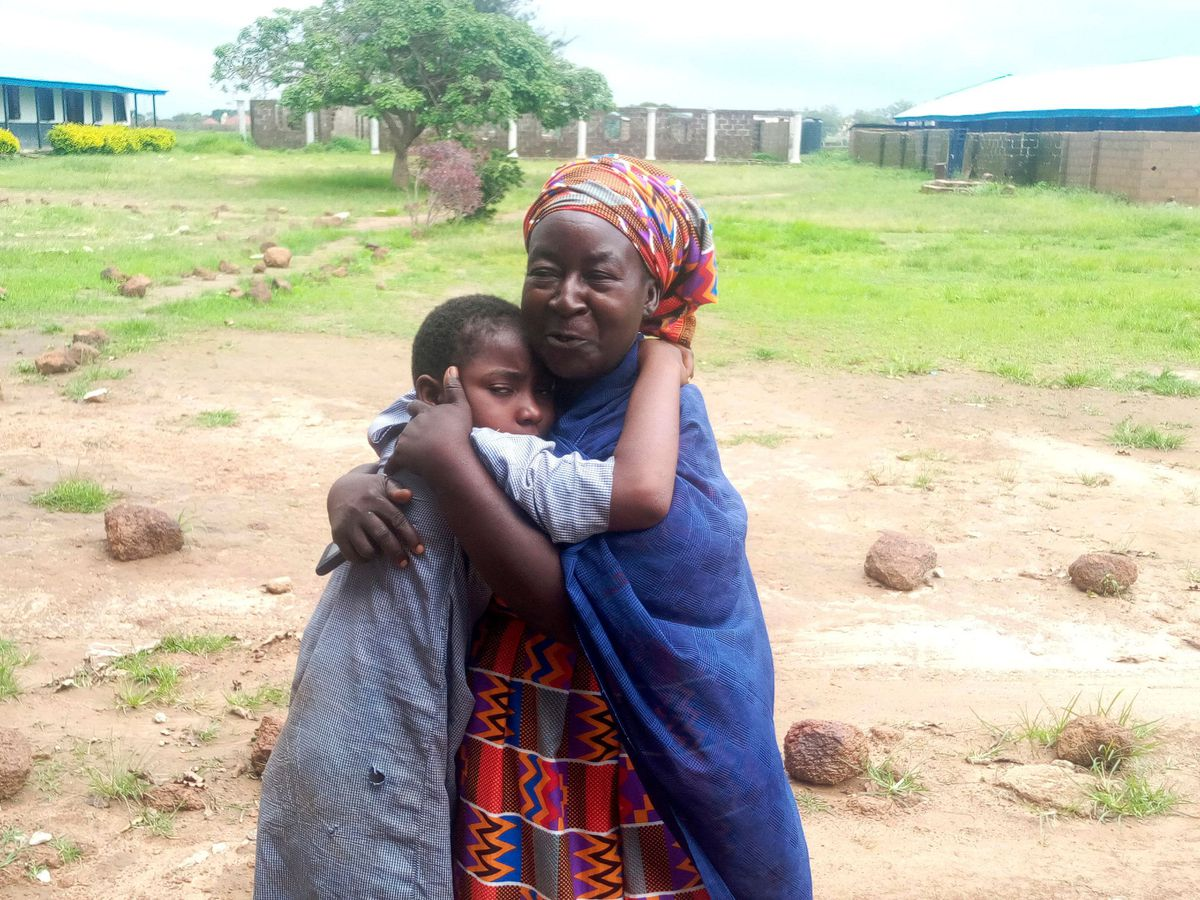 Kidnappers free 28 students seized from school in Nigeria