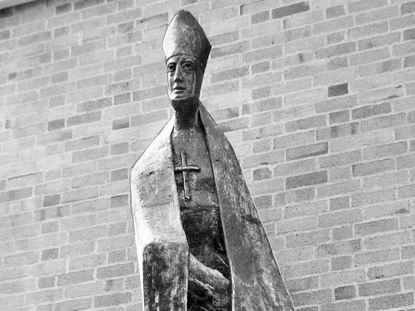 The Bishop takes his place in 1959.