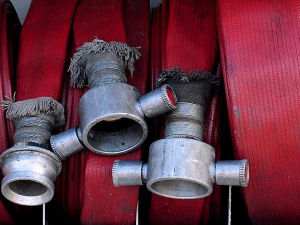 Fire equipment (Rui Vieira/PA)