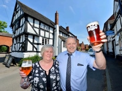 Cheers all round as new owners bring Shropshire pub back from the brink