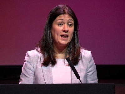 Lisa Nandy had 'pause for thought' over trans rights pledge card