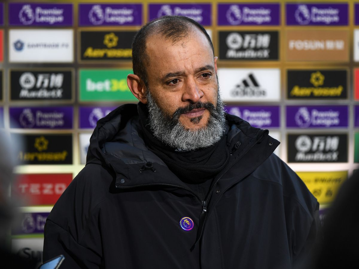 Nuno Espirito Santo wants an FA Cup run (AMA)