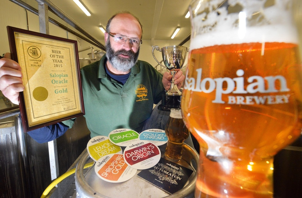 Craft Beer In Coventry