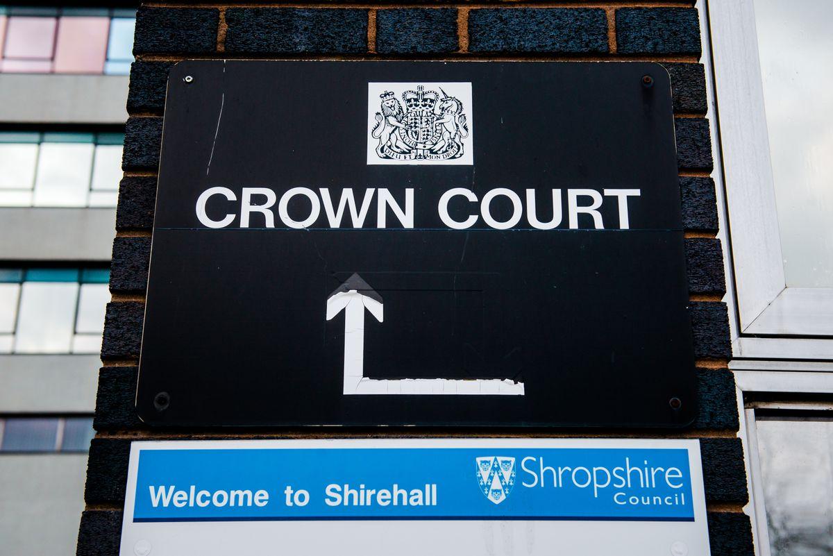 The case was heard at Shrewsbury Crown Court