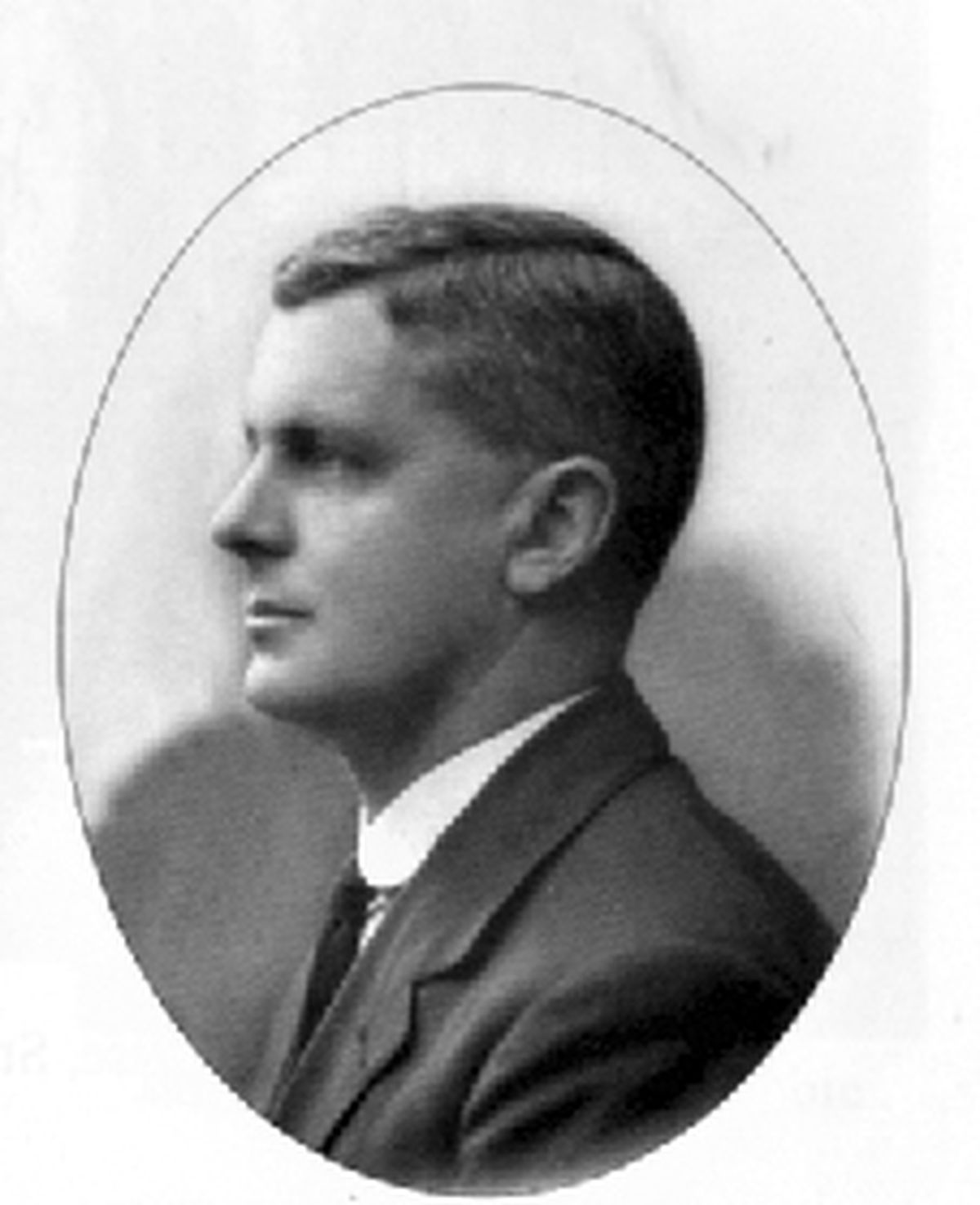 Richard Pedley Ward, whose marriage to Gertrude James joined two prominent farming families in the Lilleshall and Donnington areas.