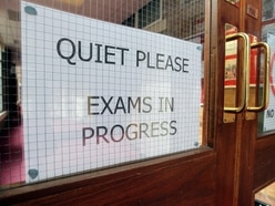 A-level students advised to look at clearing after last-minute grading changes