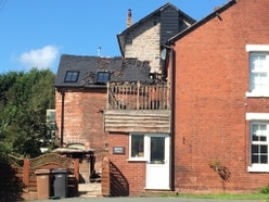 Families flee as oil tank fire spreads to properties near Oswestry