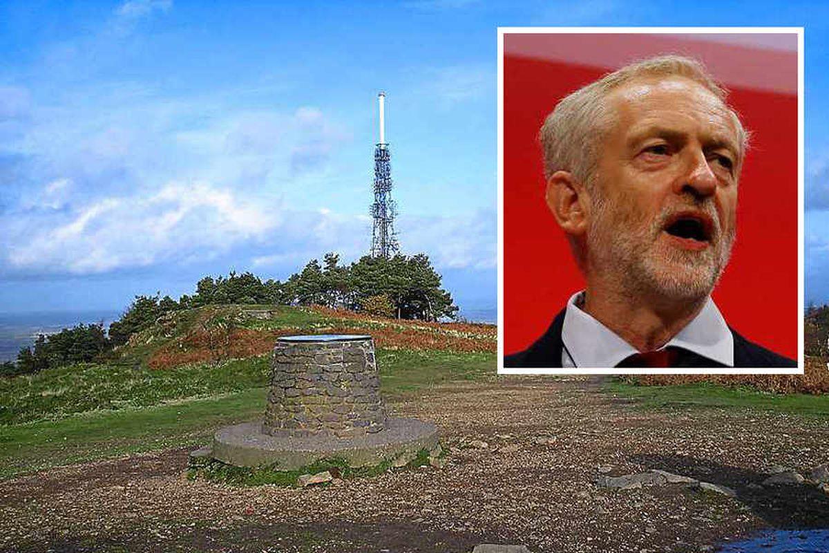 The night Comrade Corbyn devised Wrekin red flag plan