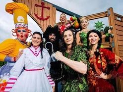 Telford's Peter Pan panto is a fly-away success
