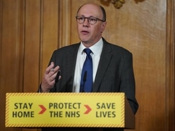Covid-19: Rate of infections is slowing, NHS chief says