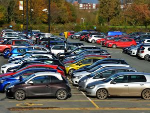Frankwell Car Park in Shrewsbury